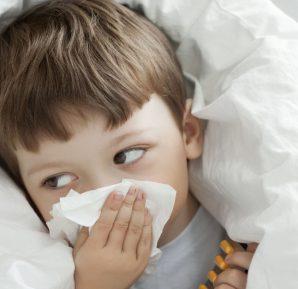 Büyüdükçe gribe dirençleri artıyor