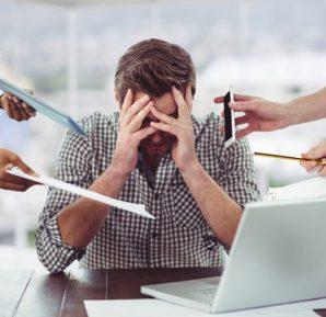 Fazla kiloların sorumlusu Stres