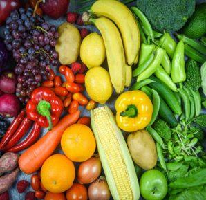 Kansere karşı meyve ve sebze