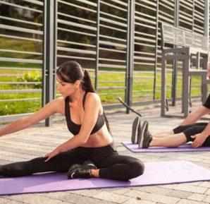 Kaslarınızı egzersize streching ile hazırlayın