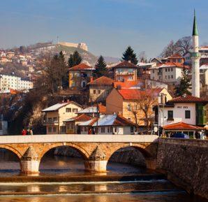 20 yıl sonra Saraybosna'da