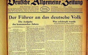 Almanya Perşembe gazetesi