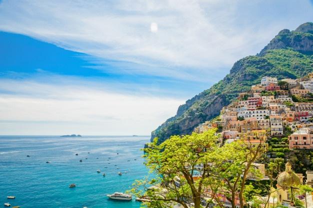 Amalfi sahilleri 2