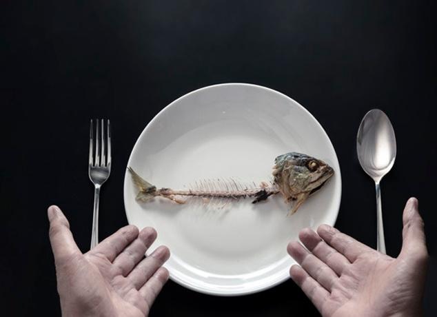 Balığın Trajedisi Kılçık Olmaktır