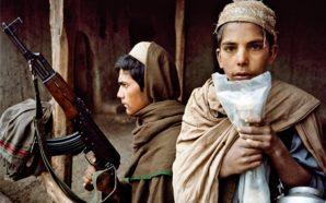 Dünyanın karanlık yüzü Savaş çocukları