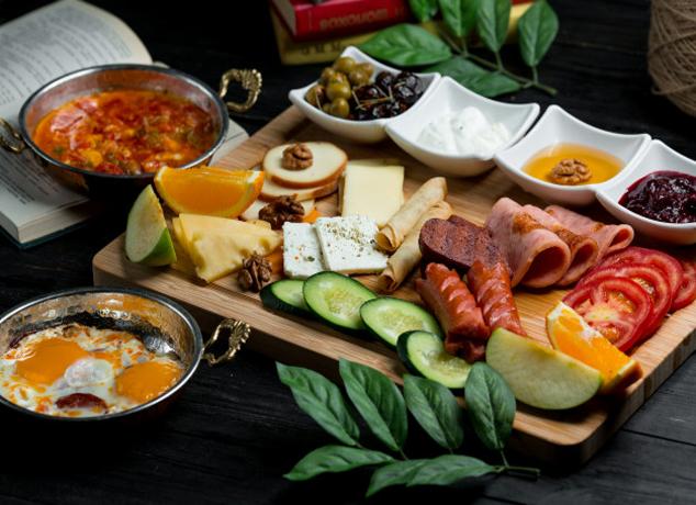 Kahvaltı güzellemeleri