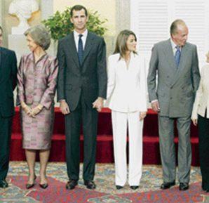 Prens Felipe ile Letizia'nın Aşkı