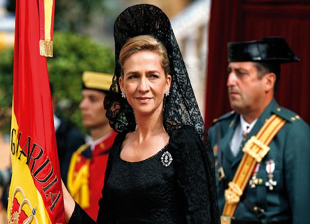 Prenses Cristina İspanya Prensesi