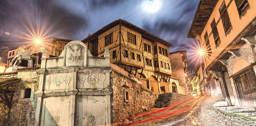 Safranbolu'nun kalbi Şehir