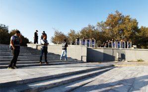 Gezi Parkı'nda 'Aç-Kapa' Dönemi