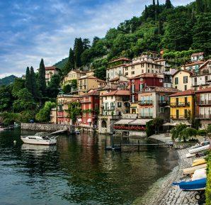 İtalya Gölleri Como