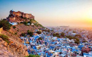 Büyülü mavi kent, Codhpur