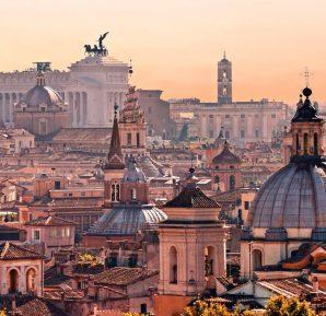 Barok Akımının Parlattığı Kusursuz Bir İnci, Roma