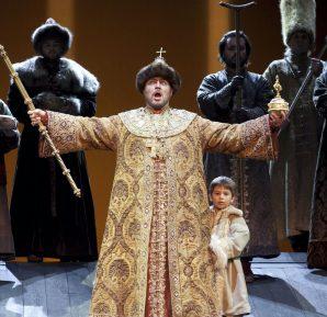 Mussorgski'nin 'Boris Godunov'u Üzerine ya da Usdışılıktan Karşı-Ussallığa, Oradan Ussallığa Geçiş