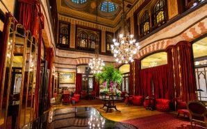 Düş Gören Otel Pera Palace