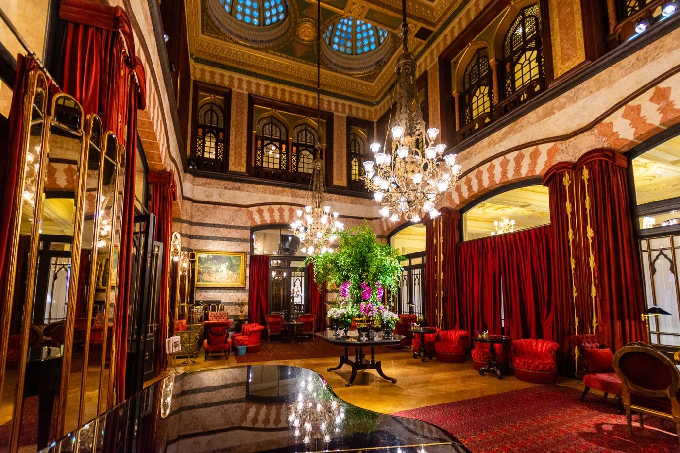 Pera Palace oteli