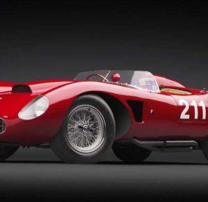 1957 Model Ferrari