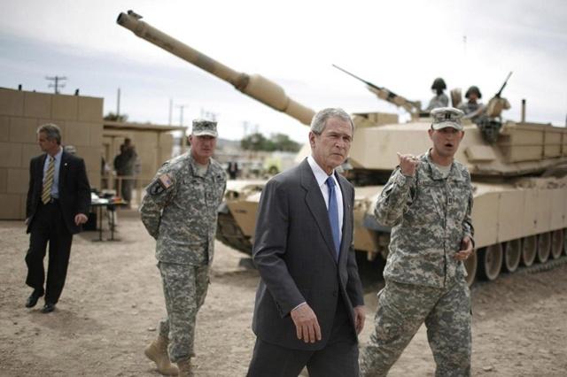 ABD´nin Irak operasyonu