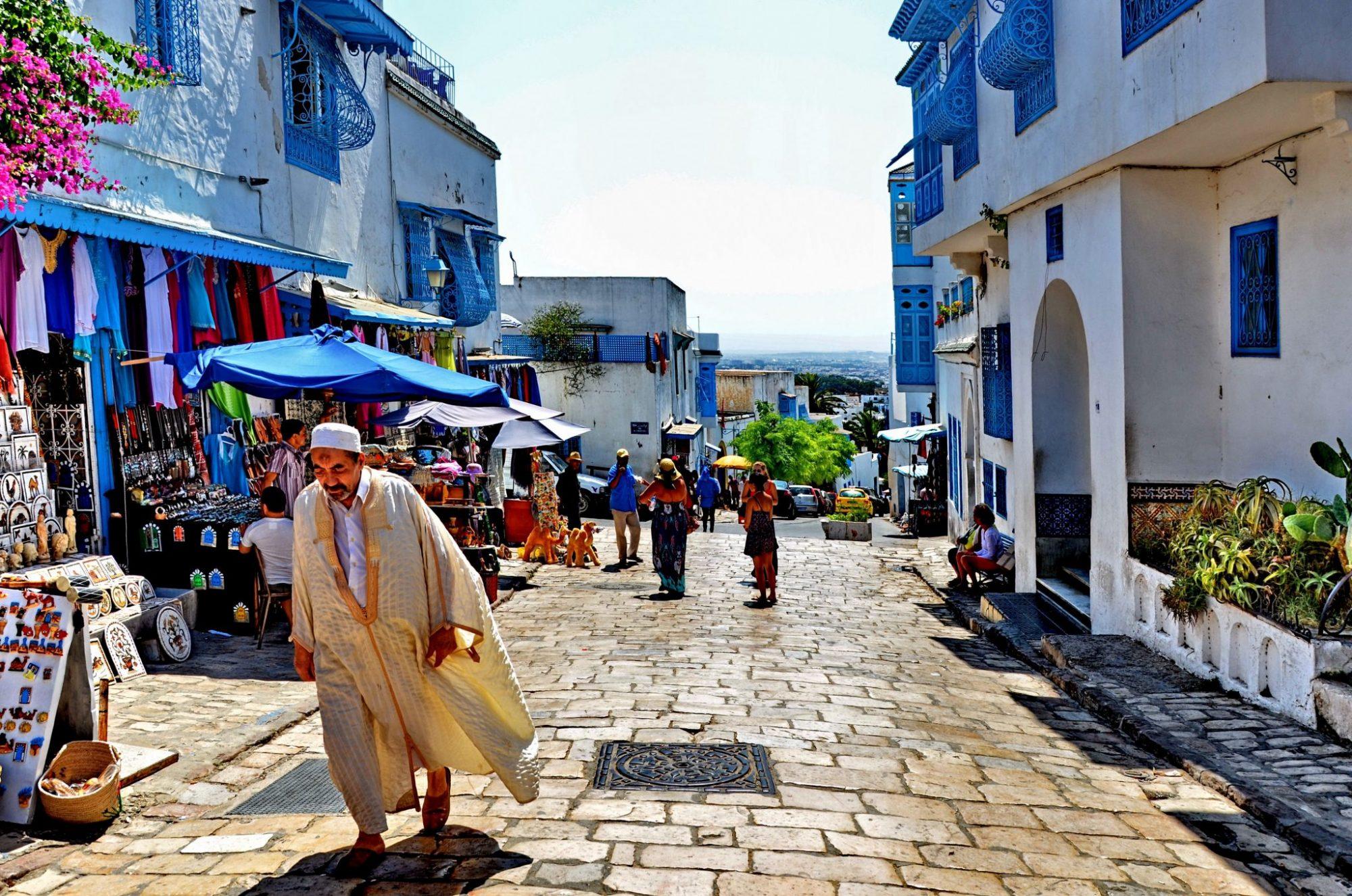 Büyülü Dünyaya Yolculuk Tunus