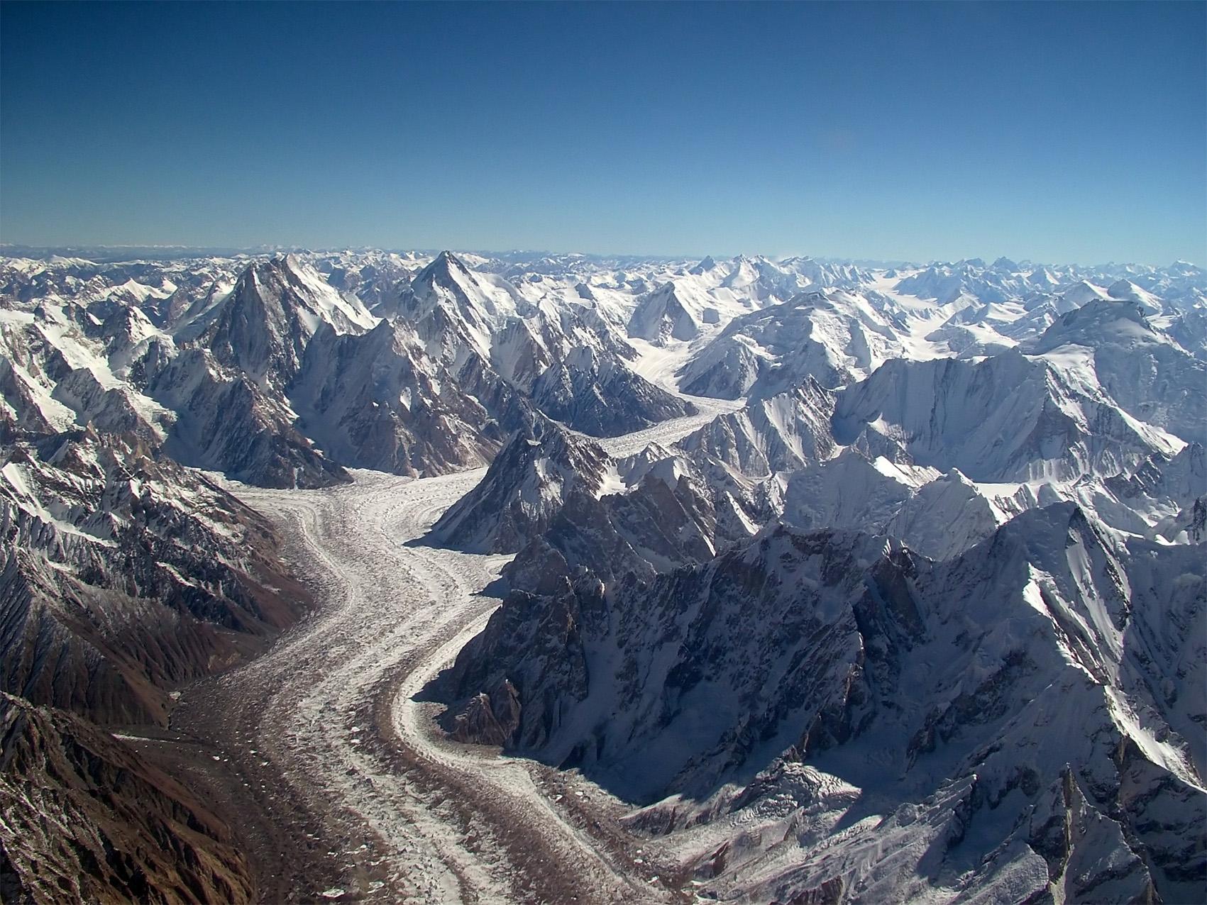 Karakurum Dağları