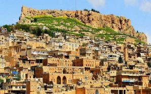 Mardin'de taş evler
