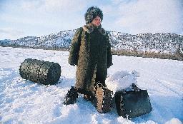 Sibirya'nın bu bölgelerinde ulaşım sadece uçaklarla yapılıyor