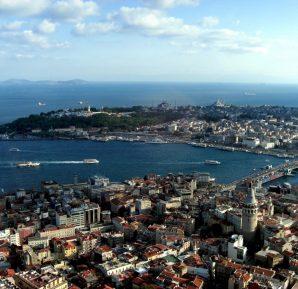 istanbul şehri
