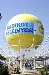 kadıköy balon