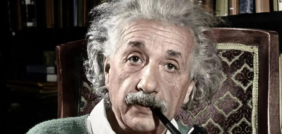Albert Einstein Dünyayı Nasıl Anlarım