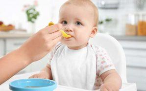 Bebeklerde Ek Beslenme Tablosu
