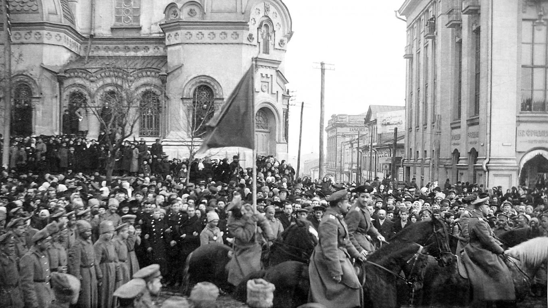 Bolşevik Devrimi 1917