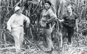 Che, Alberto Granado ve Eşi