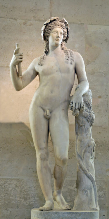 Dionysos_am_Louvre