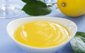 Limonlu krema