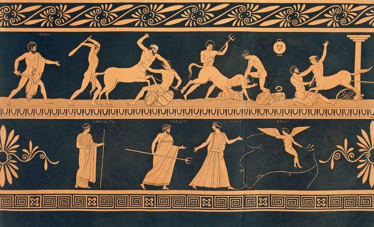 Mitolojide Cinsiyet Kategorisi