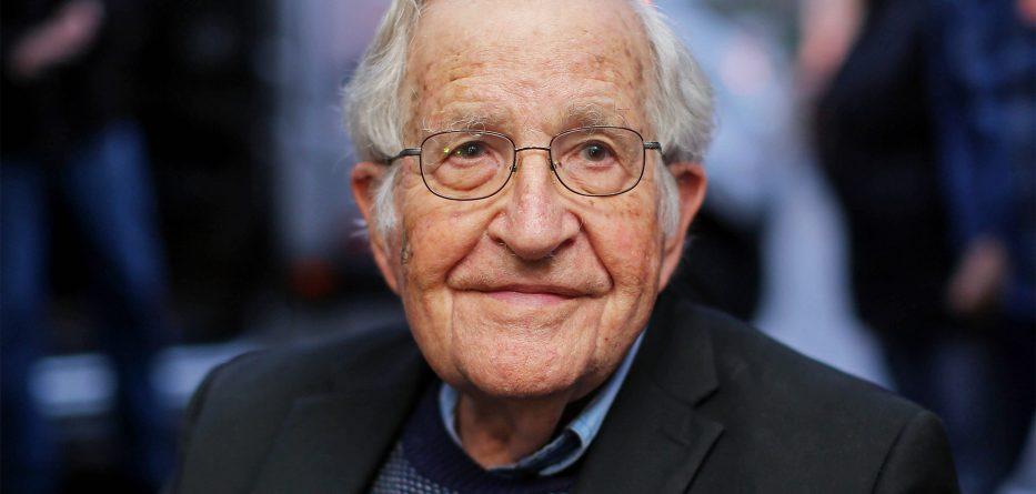 Noam Chomsky'nin Anarşizm, Marksizm ve Gelecek Hakkındaki Fikirleri