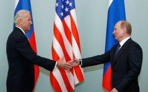 Putin, Biden'ı Seçim Zaferinden Dolayı Kutladı