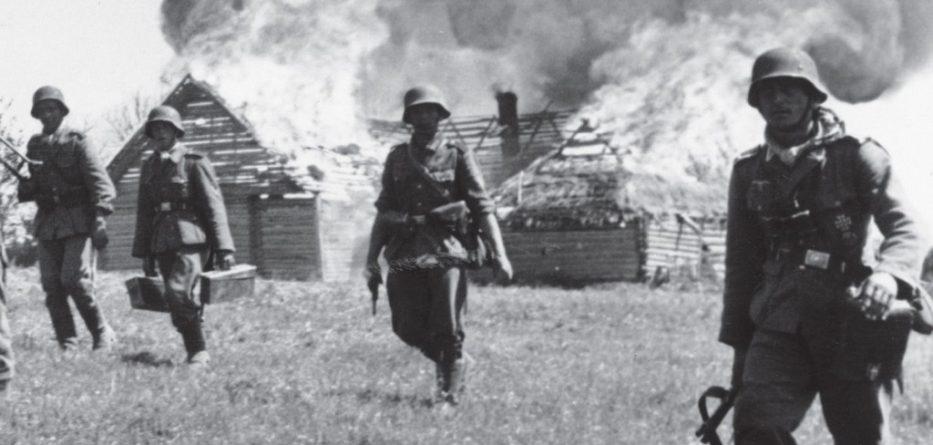 Sovyet-Alman Savaşının Başlangıcı