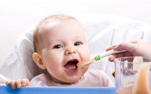 Bebeğinizin Günlük Diyeti