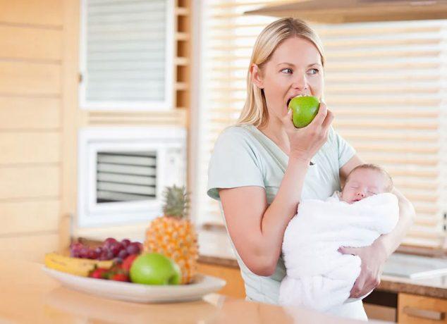 Doğum-Sonrası-Bir-Diyet-Tavsiyesi