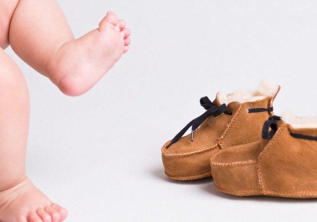 bebek Ayakkabı Seçerken