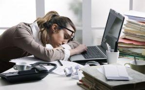 Aşırı Çalışmak Mideye Yarıyor