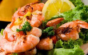 Karidesli Dil Balığı (Salata Tarifi)